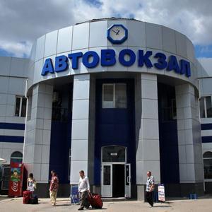 Автовокзалы Мигулинской
