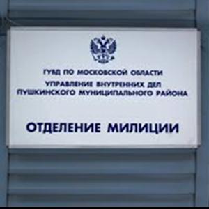 Отделения полиции Мигулинской